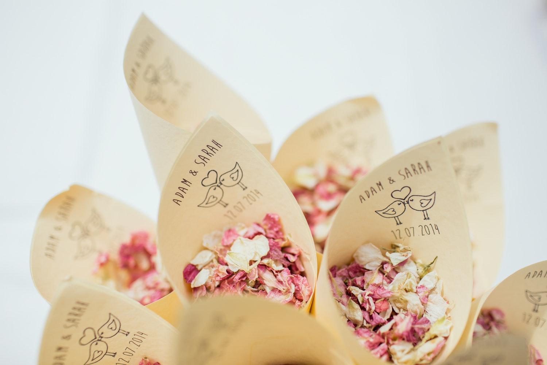 confetti boda otoño
