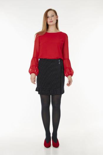 falda de pana labocoque