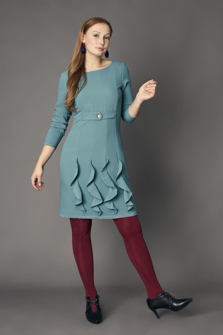 vestido invitada ideal
