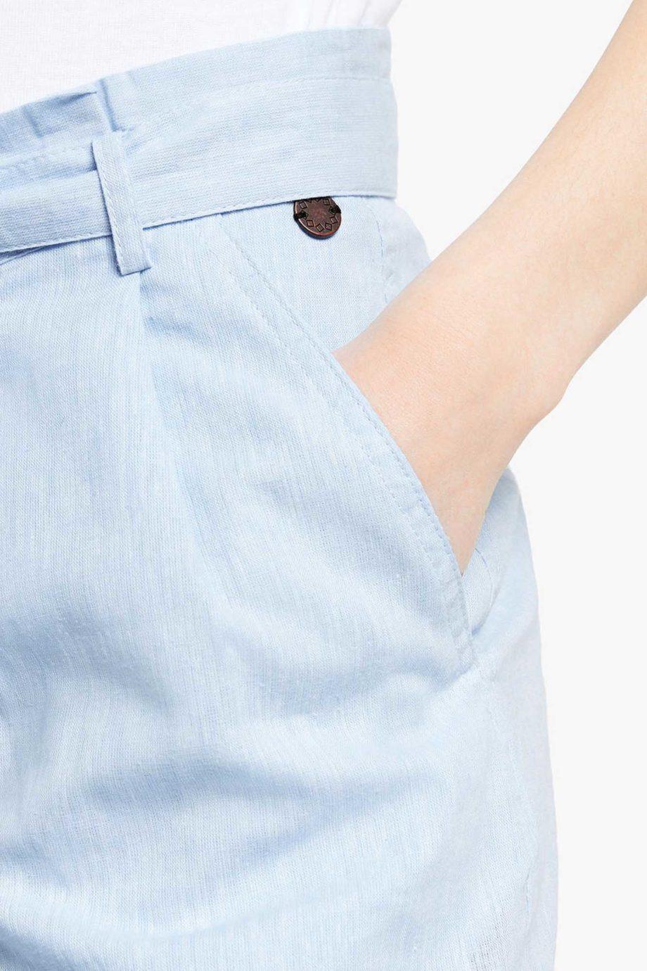 NUMPH shorts kristin detalle
