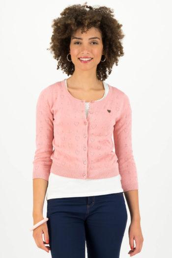 blutsgeschwister-chaqueta-logo-rosa