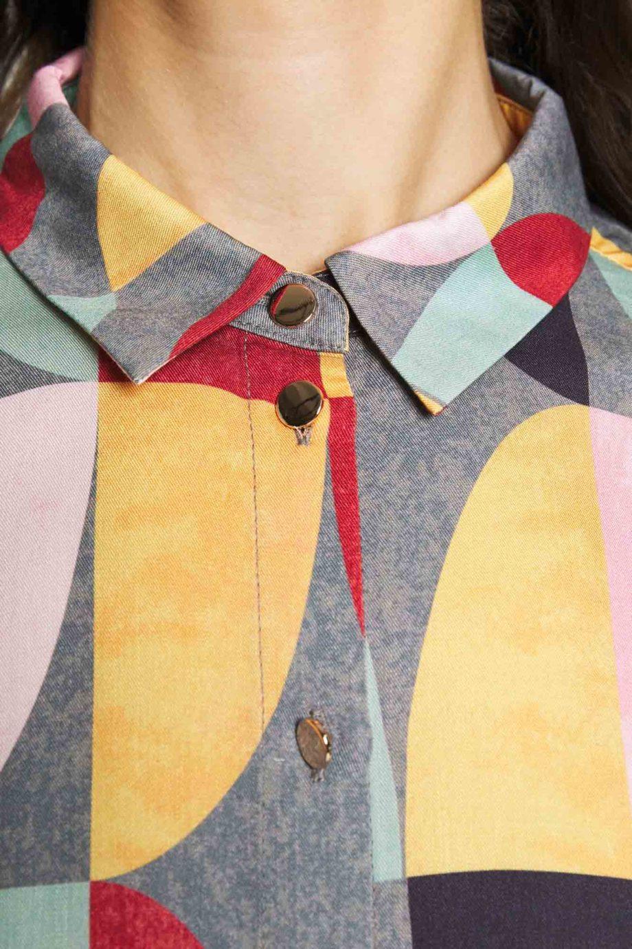 numph camisa nuabbigail detalle
