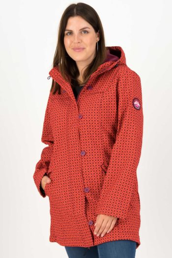 BLUTSGESCHWISTER-parka-wild-weather-RED-STARS