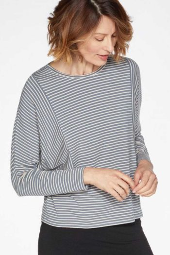 THOUGHT-camiseta-de-rayas-WARNE-GRIS