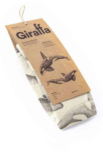 GIRAFFA-pañuelo-bicolor-orca-beige