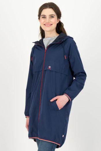 BLUTSGESCHWISTER-chaqueta-cortavientos-larga-DEEP-BLUE
