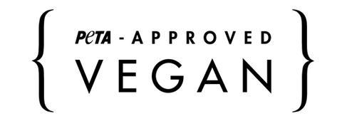 certificado PETA vegan