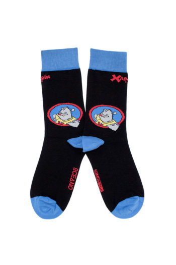 Somosoceano-calcetines-XABARIN-NEGRO