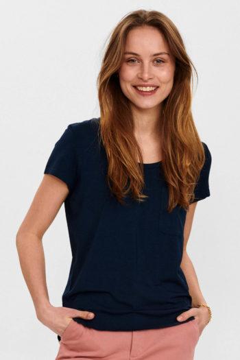 NÜMPH-camiseta-NUBOWIE-SAPPHIRE