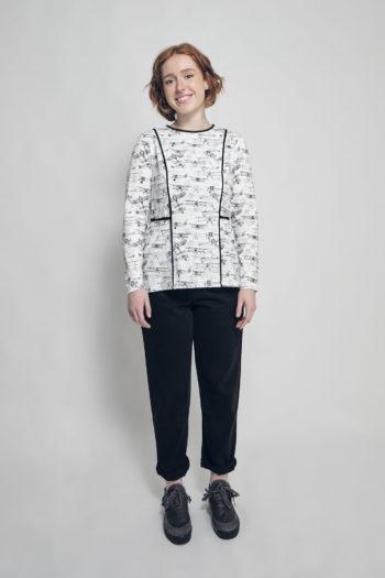 camiseta-de-algodón-AVIADORAS